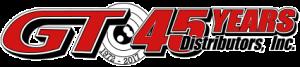 GT Distributors logo