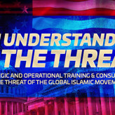 Understanding and Investigating the Jihadi Movement (3-DAY Law Enforcement Program), hosted by the Rapides Parish District Attorney's Office, March 7-9, 2017