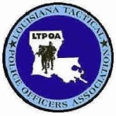 LTPOA Annual Training Conference, hosted by the Baton Rouge PD SRT, May 7-12, 2018